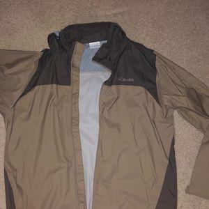 Columbia jacket (windbreaker)